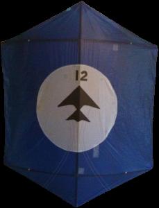 Midnight Squadron Logo Rokkaku